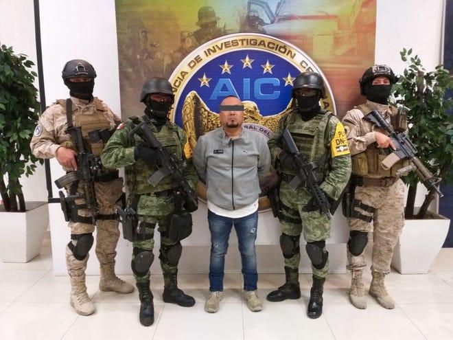 """José Antonio Yépez Ortiz """"el Marro"""", fue trasladado al penal de Puentecillas, en Guanajuato."""