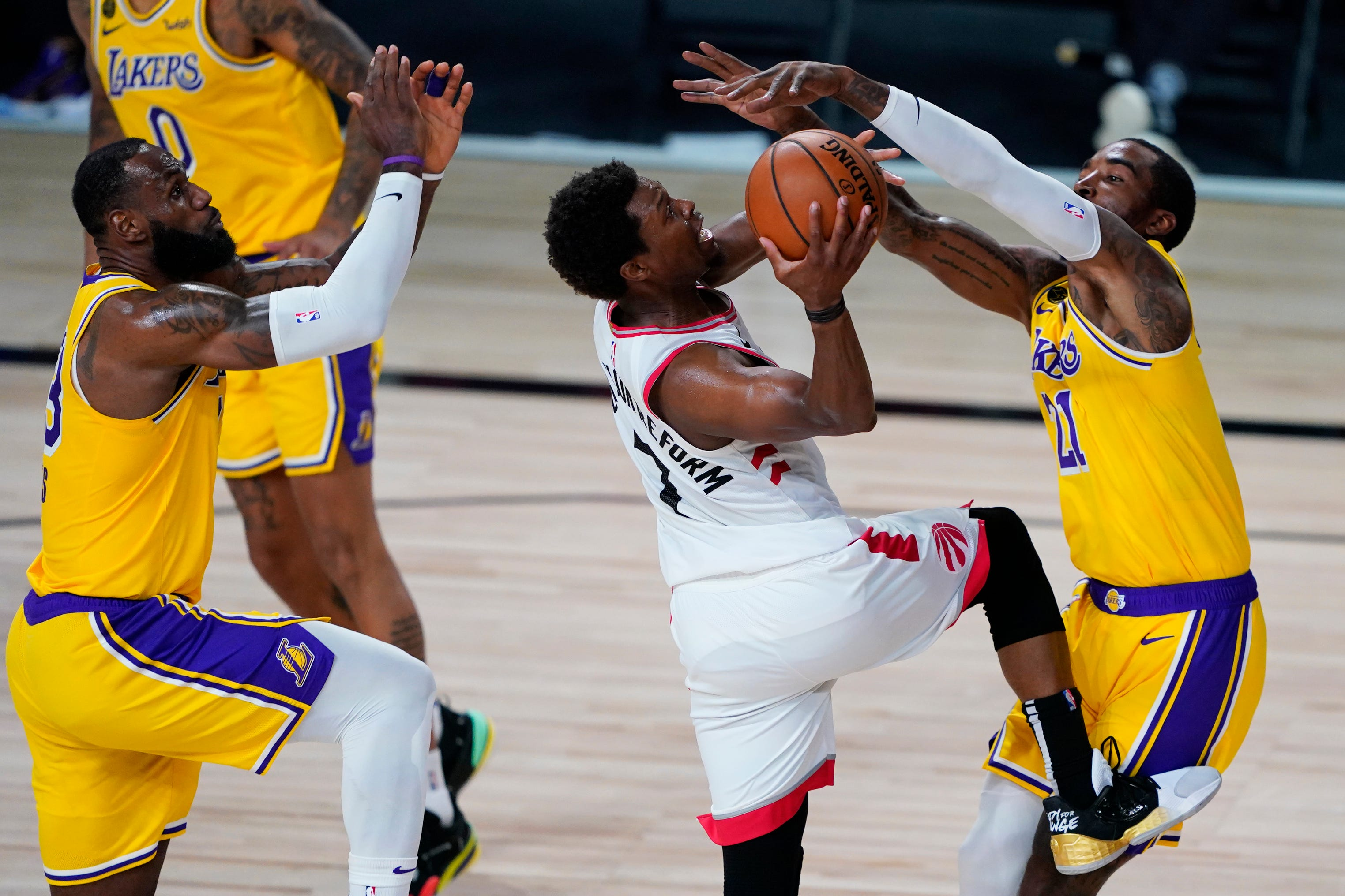 Opinion: How Kyle Lowry makes the Raptors an NBA Finals threat