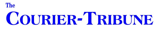 The Courier-Tribune logo