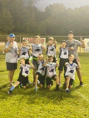 Reeds Panthers football team