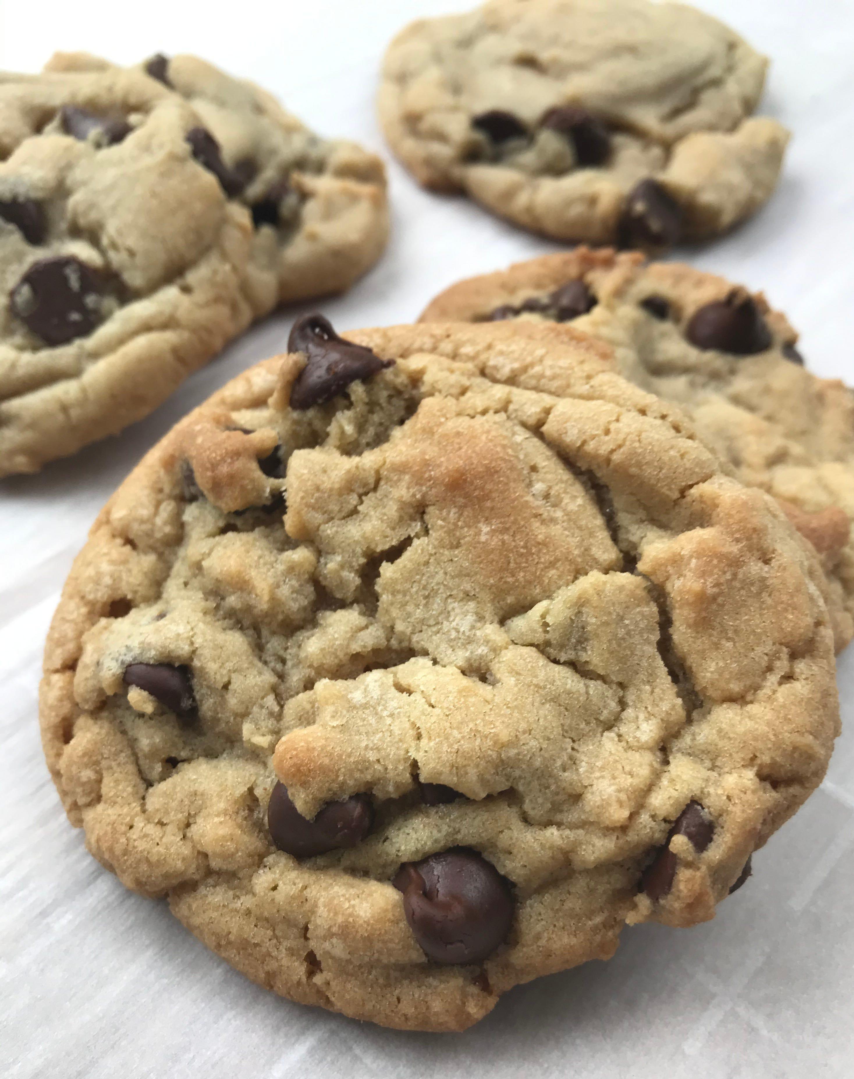 Crisco Ultimate Chocolate Chip Cookie Recipe