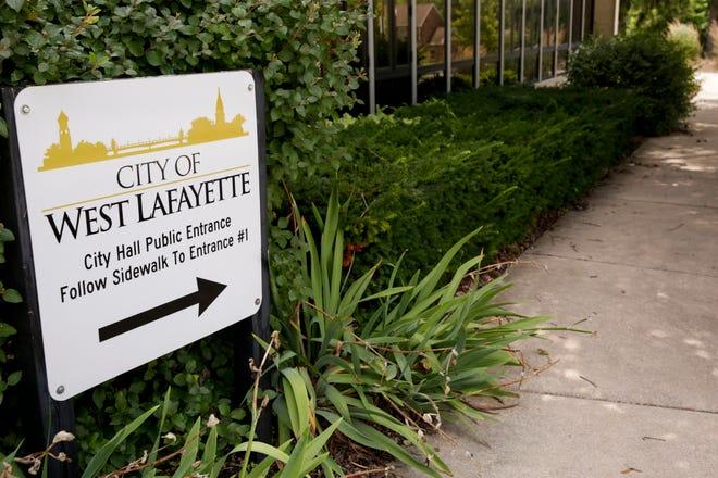 West Lafayette City Hall at Happy Hollow Elementary, 1200 N. Salisbury St.