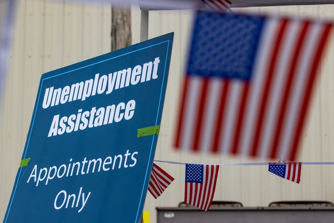 Pennsylvania was approved last weekfor $1.5 billion in special unemployment funding, which will pay recipients an additional $300 a week in jobless benefits. However, those who received the $600 federal benefit previously maynot beautomatically qualified.