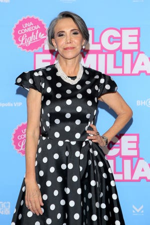 """Florinda Meza lamenta que ejecutivos """"sin visión"""" hayan decidido no transmitir más los programas de """"Chespirito""""."""