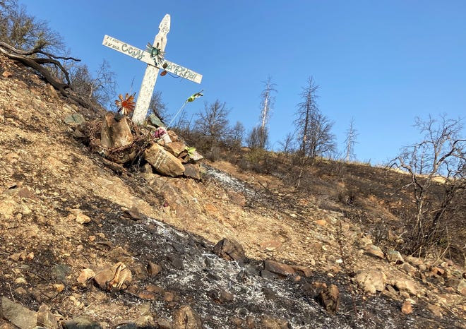 A man was arrested Saturday night on suspicion of arson in connection to a 3-acre grass and brush fire off Keswick Dam Road northwest of Redding.