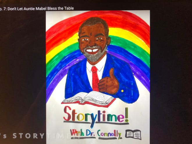 """Storytime with Dr. Connolly"" is a YouTube reading series created by Nathan Connolly and his family."