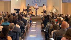 County seeks court order against pastor, chapel