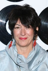 Former longtime associate of Jeffrey Epstein, Ghislaine Maxwell, who was arrested last month.
