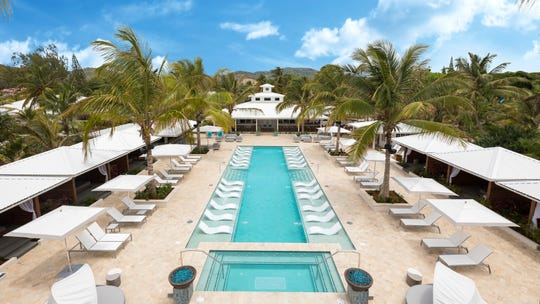 Serenity at Coconut Bay in Saint Lucia is an upscale adults-only resort on the south coast.