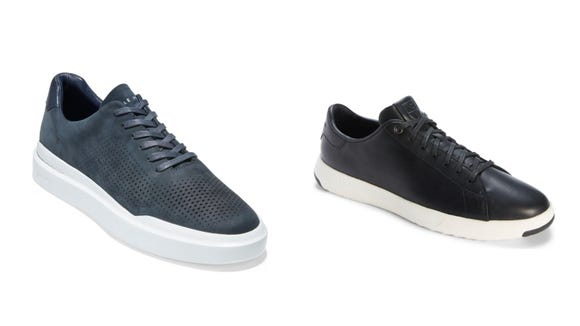 The leather sneakers you need.