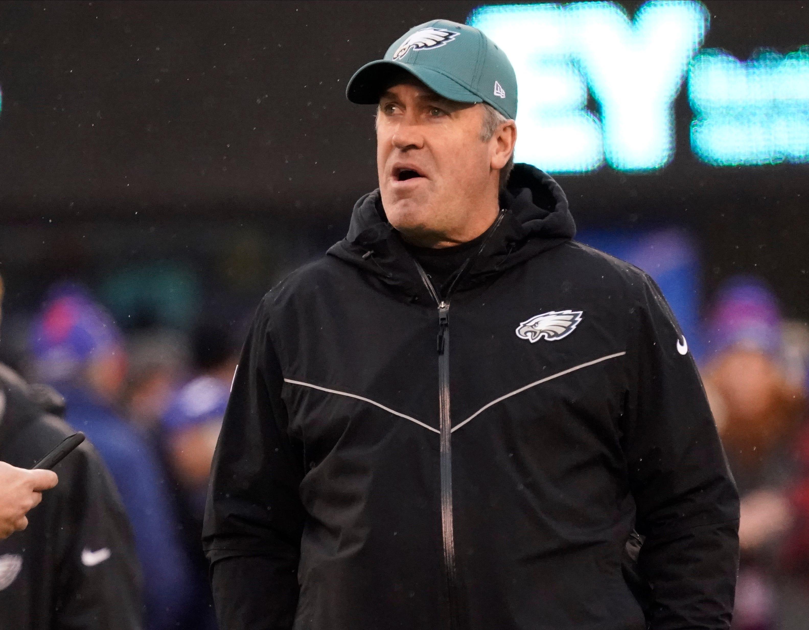 Philadelphia Eagles head coach Doug Pederson tests positive for COVID-19
