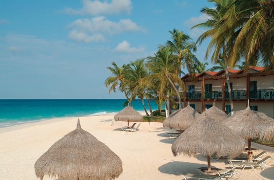 Divi Aruba All Inclusive is a family-friendly resort on the beach.