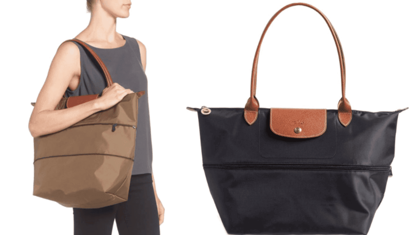 This classic Longchamp bag is deeply discounted for Nordstrom's Anniversary Sale