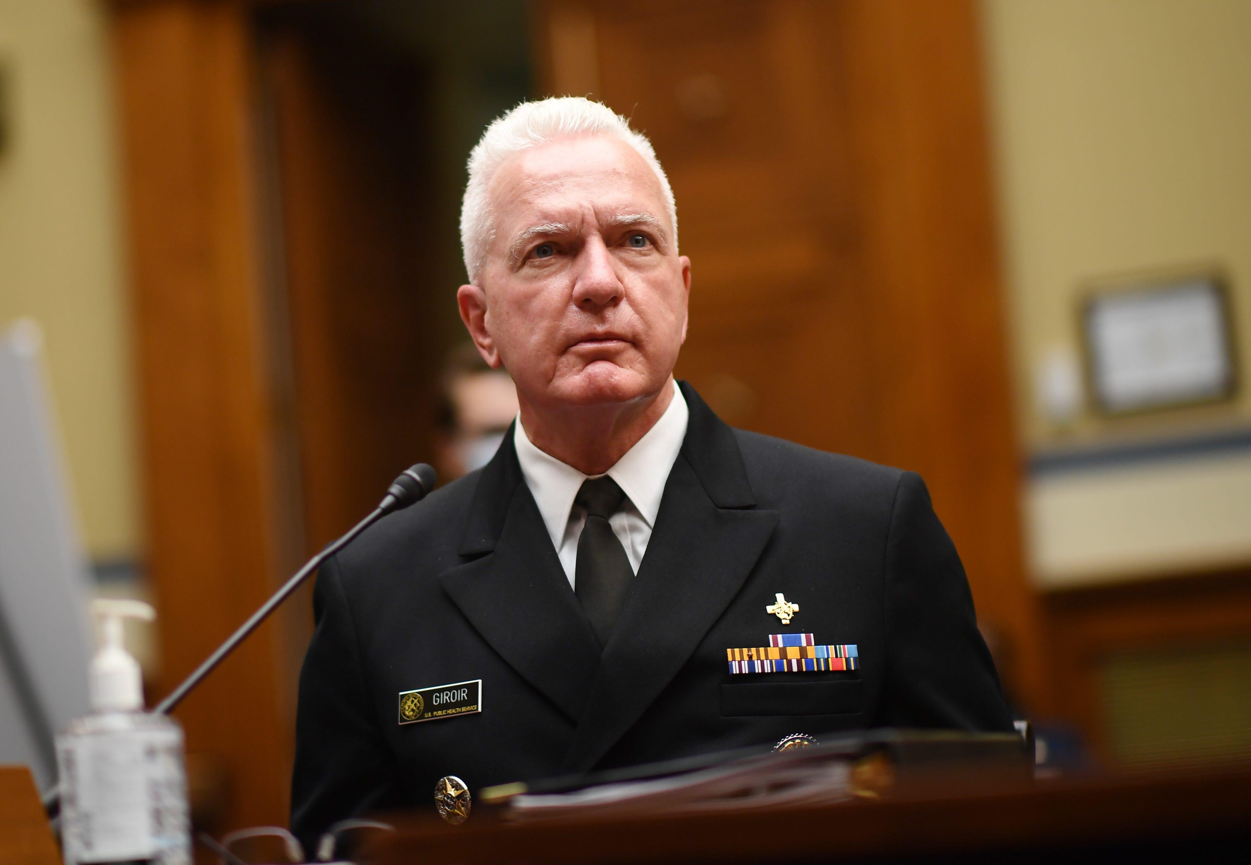 Hydroxychloroquine not effective, time to  move on:  White House coronavirus testing chief Giroir