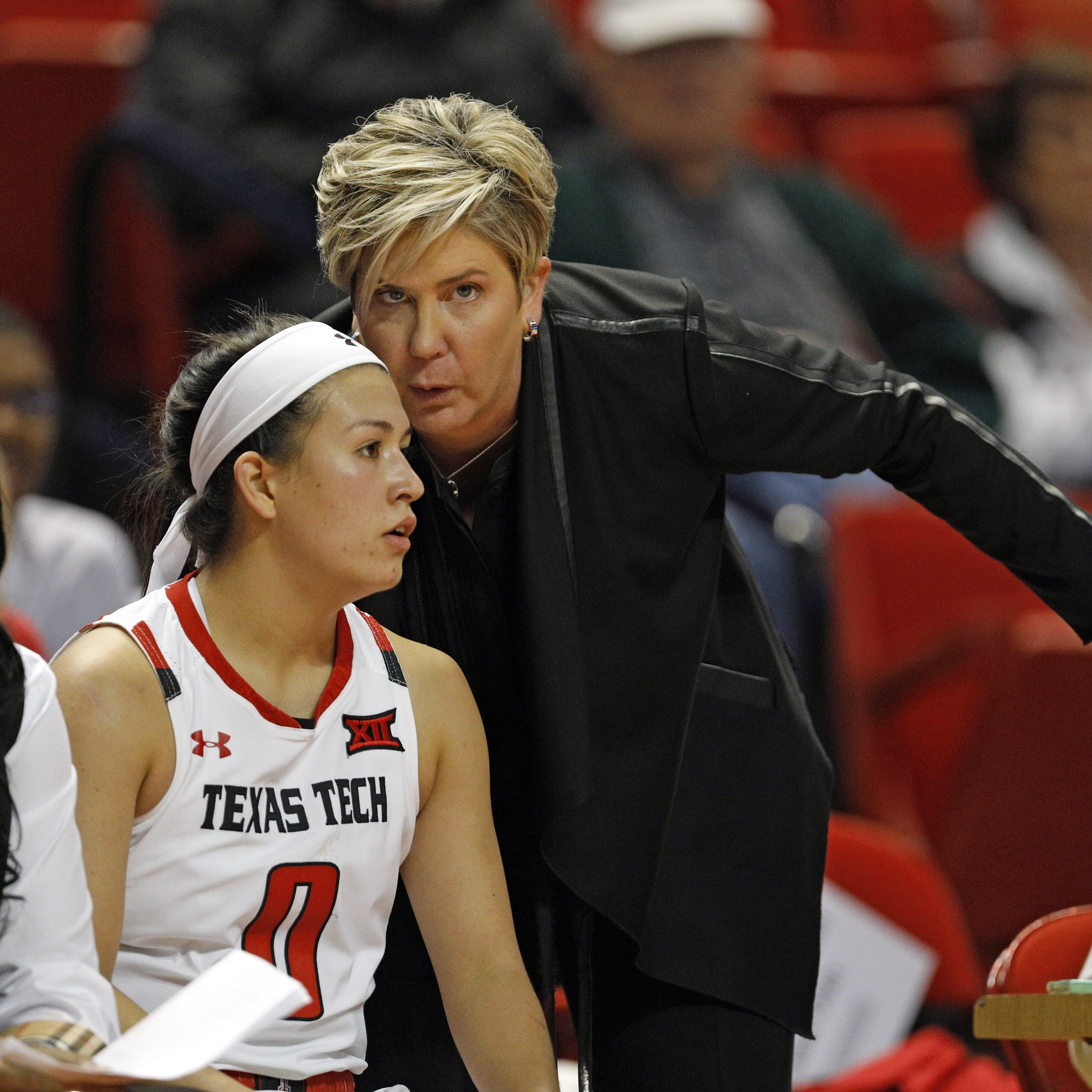 Marlene Stollings Texas Tech Program A Culture Of Abuse Players Say
