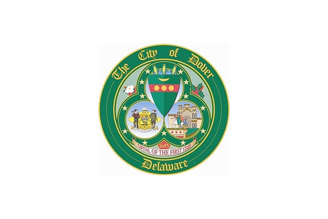 Seal of the City of Dover