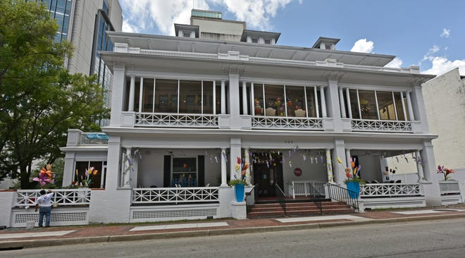 10/Six Grille, an Alice in Wonderland-themed restaurant in downtown Jacksonville's historic Seminole Club building, has closed permanently due to the COVID-19 pandemic. [Will Dickey, The Florida Times-Union]
