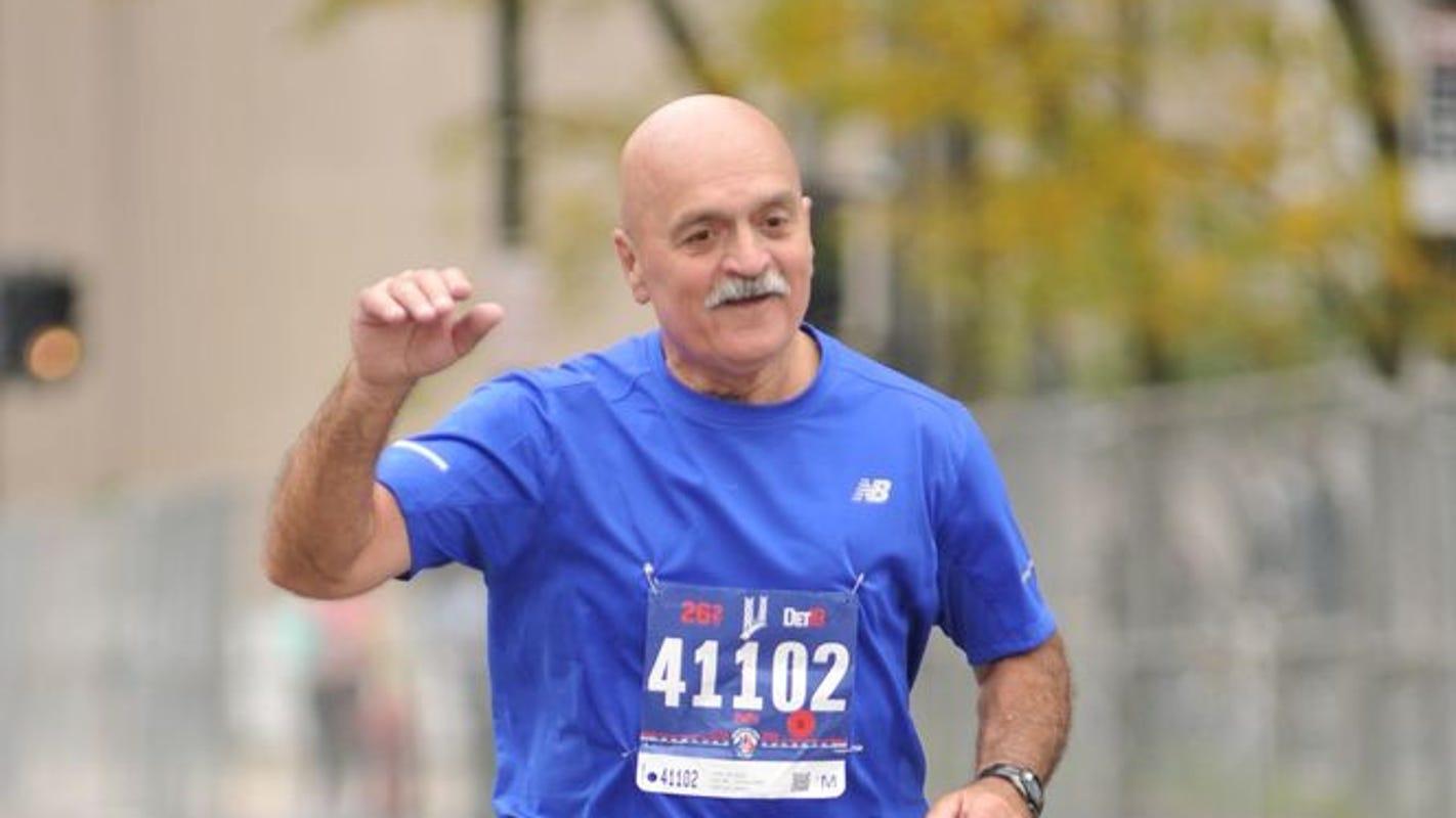 Detroit Free Press/TCF Bank Marathon Michelob ULTRA runner of the week: Jim Soter