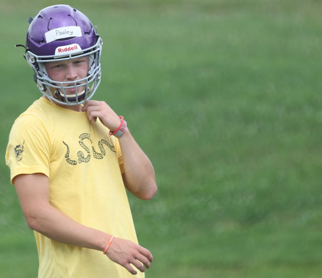 Lexington's Cole Pauley hopes to have an even bigger year in 2020 as he returns for his junior season.