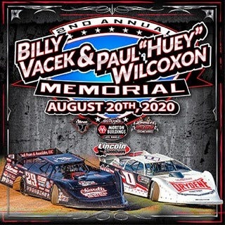 The World of Outlaws Late Model Series will return to Lincoln Speedway for the first time in 15 years.