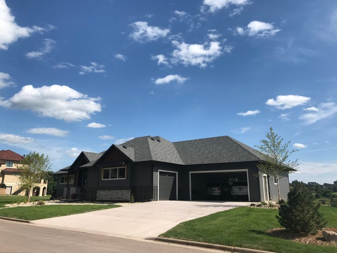 The home at 8617 E. Torchwood Place is the second home in an exclusive gated community behindWillow Run Golf Course to top our weekly home sales rankings so far this year.