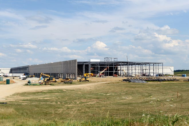 The 16,000-square foot expansion at Dollar General's Distribution Center at the Eastpointe Business Park will add 55 new positions.
