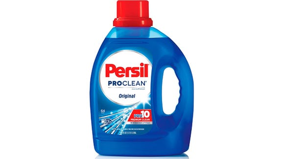 Persil ProClean is our all-time favorite pick for laundry detergents.