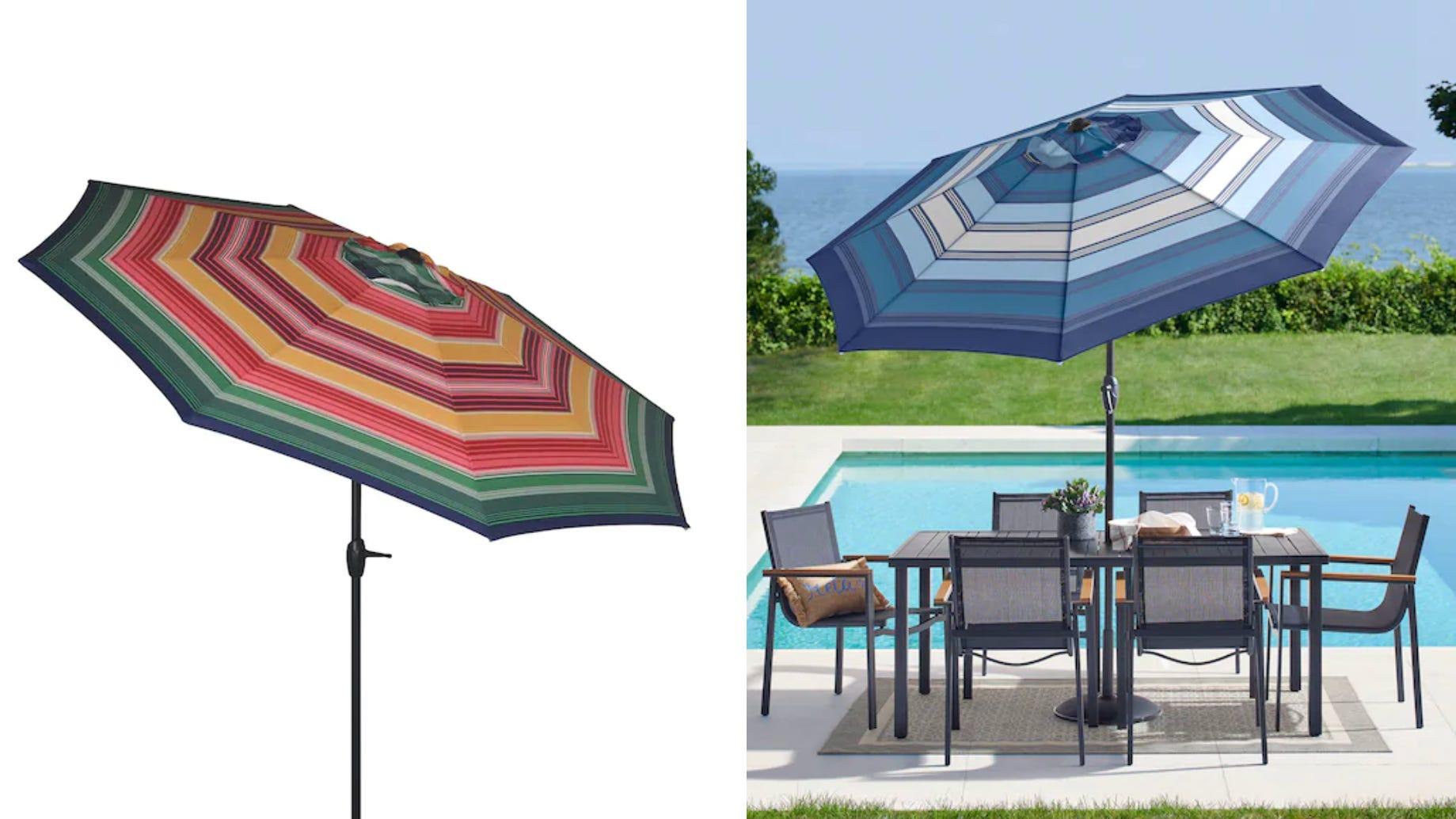 patio umbrella save on this popular