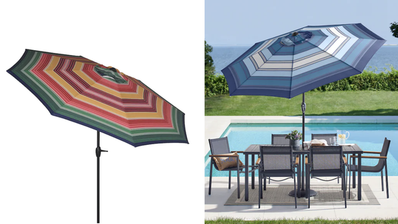 You can get major savings on this best-selling patio umbrella—but not for long.