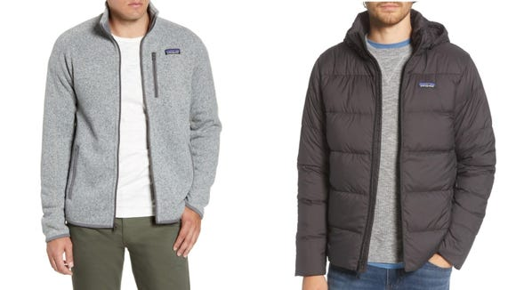 Behold, the beloved Patagonia jacket.