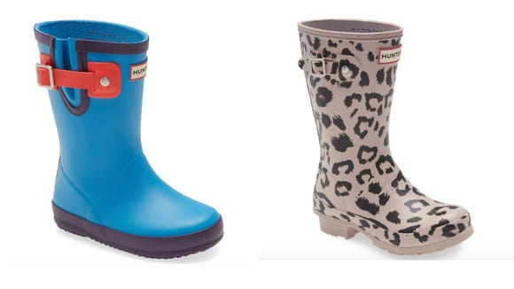 Celebrity Fitness: Mini Hunter boots? Yes, in point of reality.