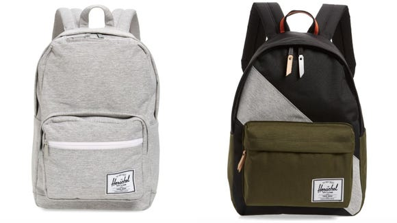 Finally—a backpack that's actually comfortable to carry.