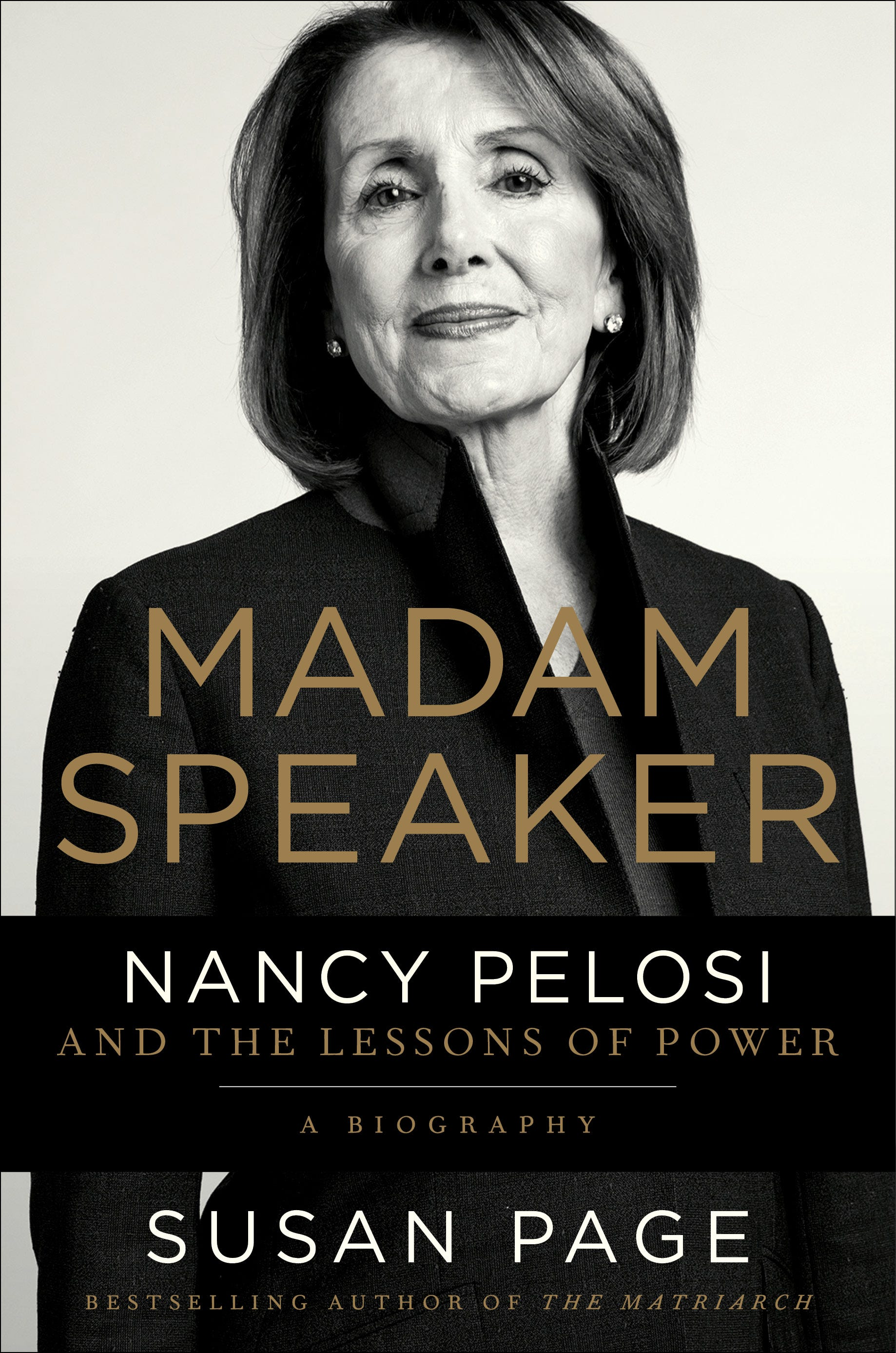 USA TODAY s Susan Page to release Nancy Pelosi biography in April 2021