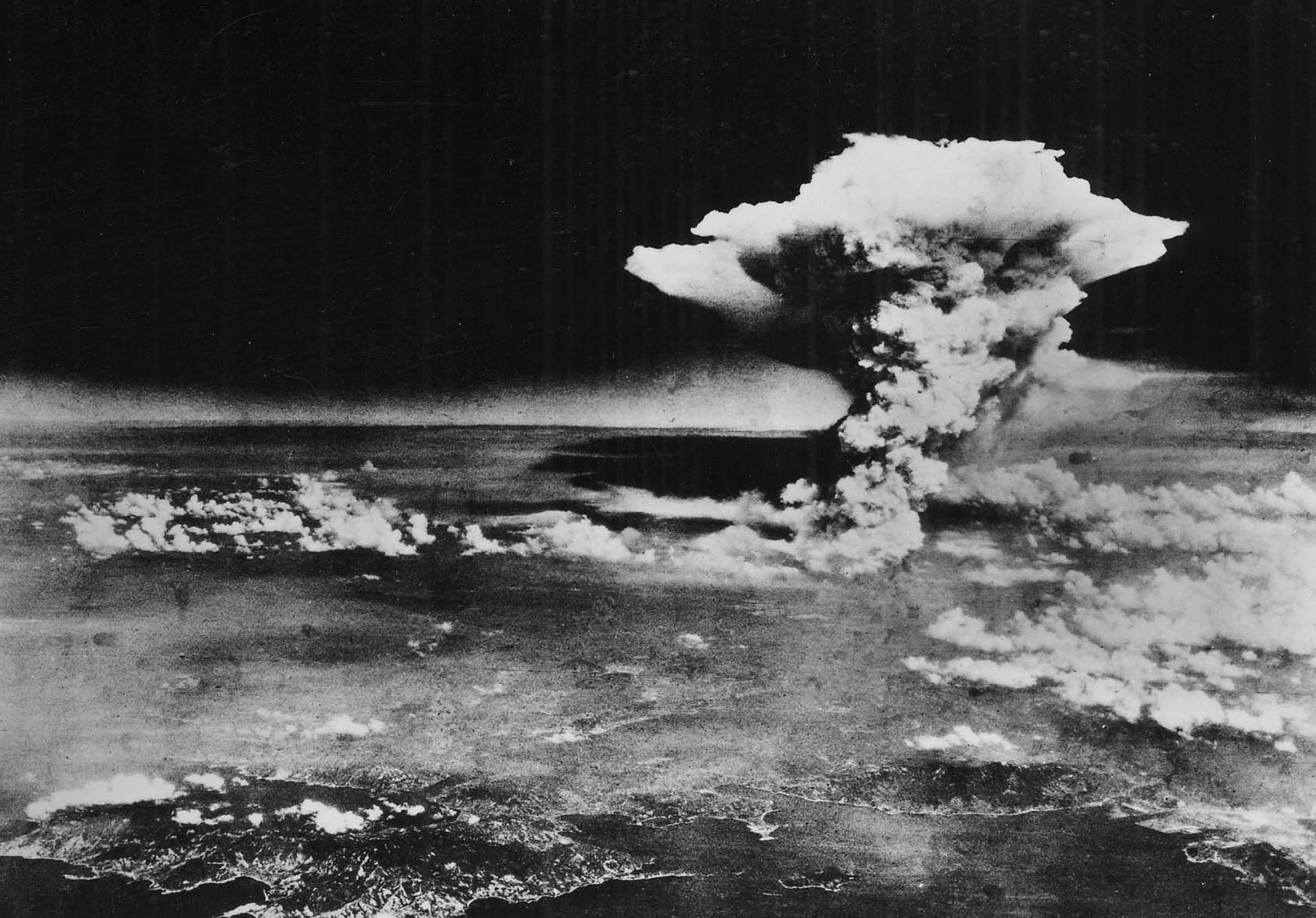 Hiroshima: What damage looked like in Japan