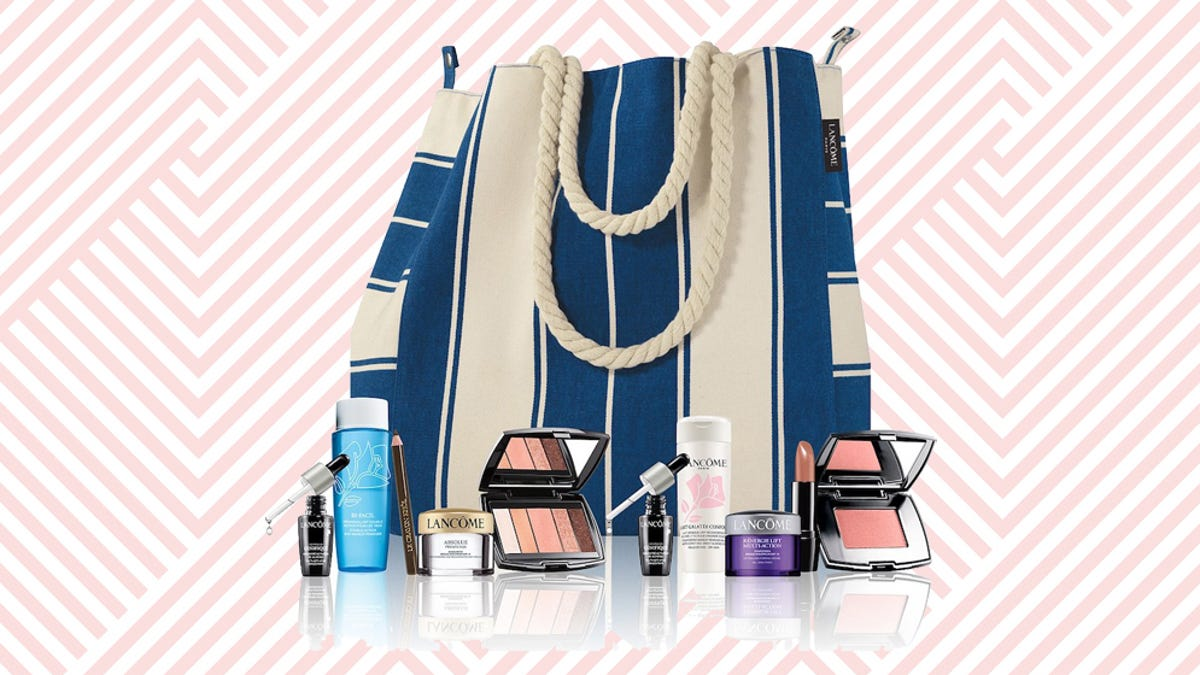 Lancôme Gift With Purchase How To Get