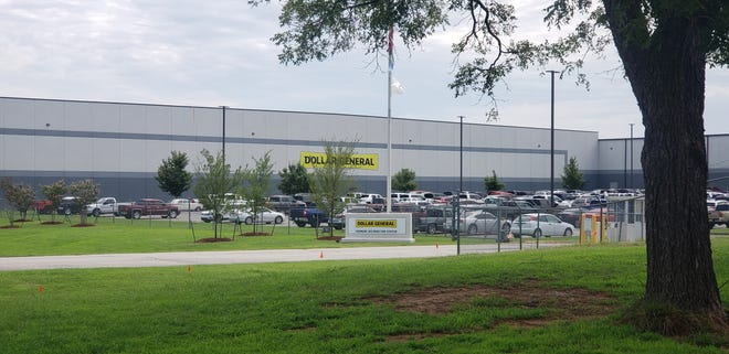 Construction will soon being on a 160,000 square foot expansion at the Dollar General Distribution Center. The expansion will be a standalone DG Fresh facility located south of the current distribution center.