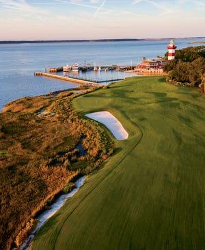 Harbour Town Golf Links on Hilton Head Island