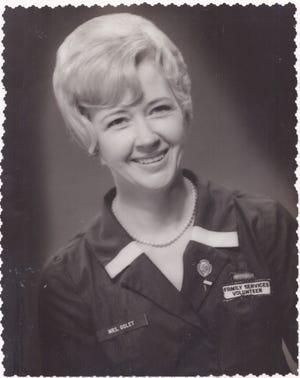 Carolyn Sue Cantrell Goley
