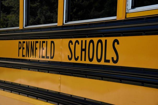 A Pennfield Schools bus.