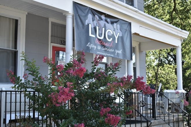 The LUCY program serves children and young adults from a former home on Federal Street in Camden.