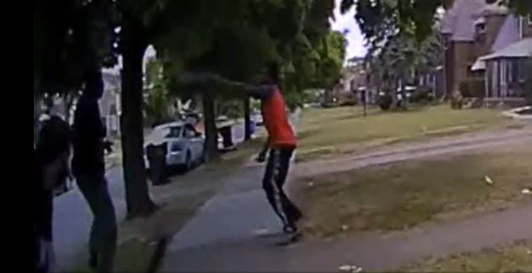 Autopsy Backs Detroit Police In Shooting That Killed Hakim
