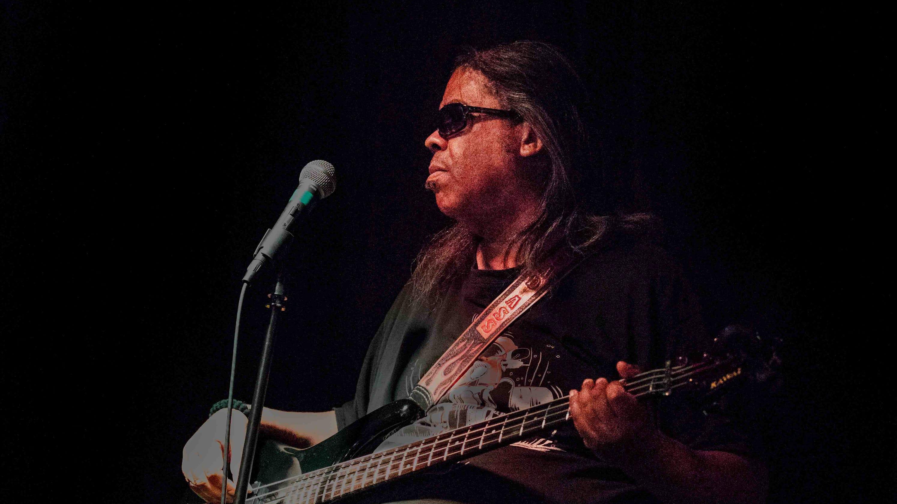 Detroit blues bass player and vocalist James Cloyd Jr. has died