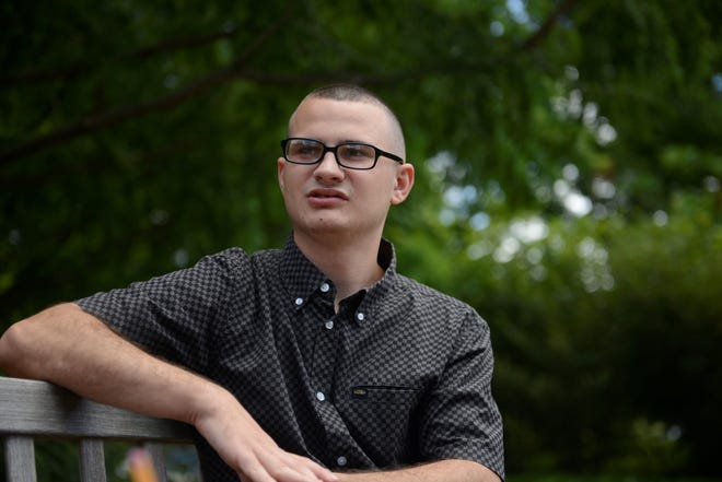 Kolby Visansky has found a place where he belongs after living in five previous foster homes.