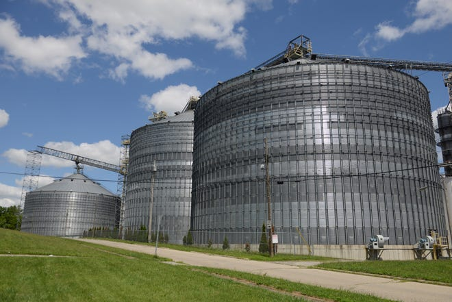Centerra grain bins.