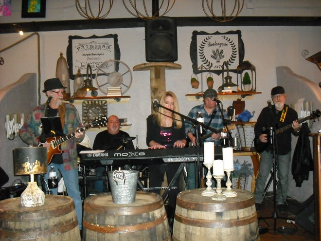 Resurrection will perform in downtown Mountain Home on Friday night.