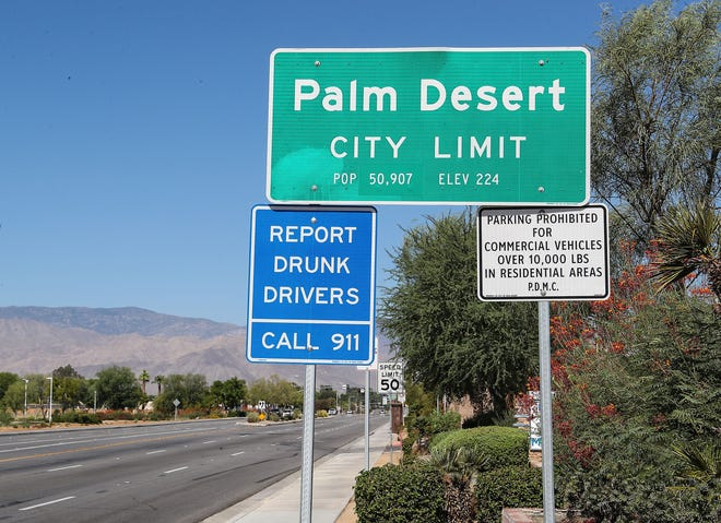Palm Desert is the third most populous city in the Coachella Valley.