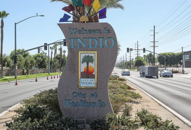 Indio is the largest city in the Coachella Valley by population.