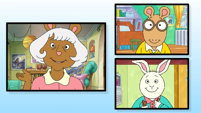 Mrs. MacGrady, Arthur and Buster discuss racism in a new short segment of 'Arthur.'