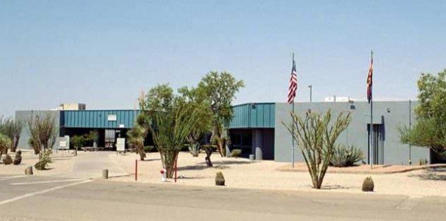 The Arizona State Prison Complex in Tucson.