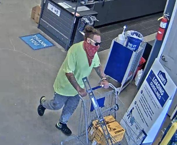 Springettsbury Township Police are seeking to identify a person in connection to a retail theft.